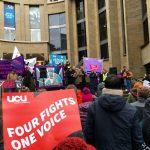 Strike action Q&A snubs UCU
