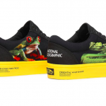 vans x National Geographic  collab