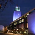Civic Centre lights up purple to support Black Lives Matter movement