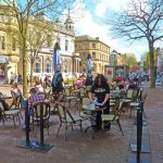 City centre could see increase in pavement cafes to aid social distancing