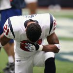 What role do athletes have in the BLM protests?