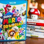 Memory Card: Super Mario 3D World