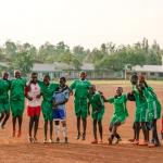 Team Kenya charity launches #KeepUps4Girls initiative
