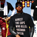 Lewis Hamilton will not be formally investigated over Breonna Taylort-Shirt