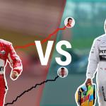 Hamilton vs. Schumacher: who is the greatest?