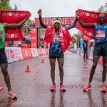 """""""Kipchoge is the king of us, even if we beat him"""""""