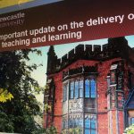 Newcastle University moves to Tier 3 of education restrictions