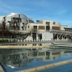 Scotland travel agents protest travel restrictions