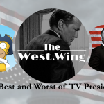 3 TV Presidents I'd rather vote for (and one I wouldn't)