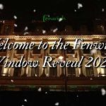 Secret Christmas lights switch-on and Fenwick's virtual window reveal