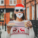 Why we love to hate Christmas jumpers