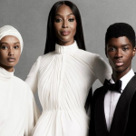 How well do the fashion and beauty industries represent minority groups?