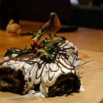 Recipe: this is not a Yule log