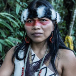 Indigenous leader saves 500,000 acres of rainforest from oil companies