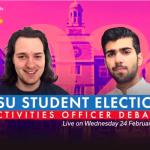 2021 NUSU Elections debates: Activities Officer