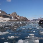 The worrying rise in temperatures in Svalbard