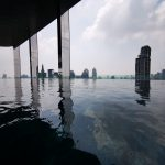 Are cities sinking under their own weight?