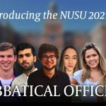 New Sabbatical Officers for 2021/22 announced