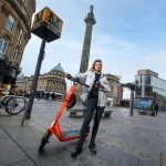 Newcastle e-scooter scheme in jeopardy as five charged for drink driving
