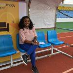 Women in sport: Janine Anthony