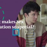 What makes Sex Education such a special show?