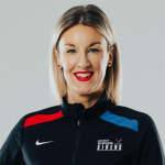 Women in sport: Claire Nelson