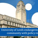University of Leeds trans protection rollback stopped by petition