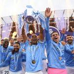 Manchester City win the 2020/21 Premier League title