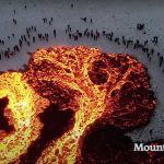 Icelandic volcano erupts for first time in 800 years in March 2021