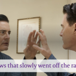 Twin Peaks- the show that made less sense over time