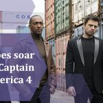 Hopes soar for Captain America 4
