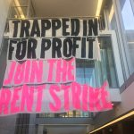 Two out of four student occupations come to an end