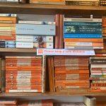 Post-lockdown bookshop experience