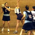 What are intramural sports?