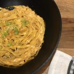 Recipe of the Week: Kimchi Alfredo