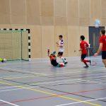 Newcastle Futsal (5) vs Edinburgh Futsal (1)